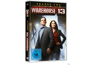 Warehouse 13 - Staffel 1 [DVD]