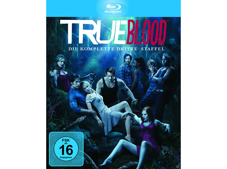 True Blood - Staffel 3 [Blu-ray]