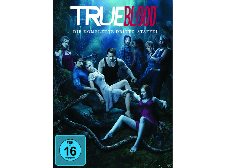 True Blood - Staffel 3 [DVD]