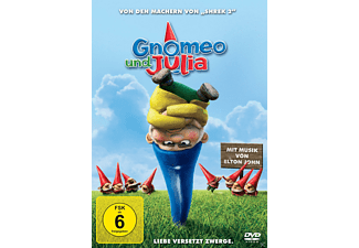 Gnomeo und Julia DVD