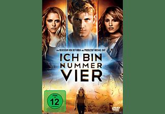 Ich bin Nummer Vier [DVD]