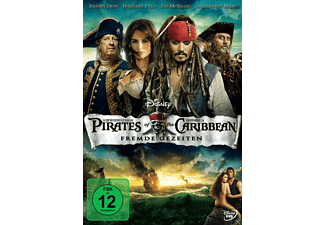 Pirates Of The Caribbean - Fremde Gezeiten [DVD]