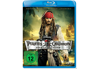 Pirates Of The Caribbean - Fremde Gezeiten Blu-ray