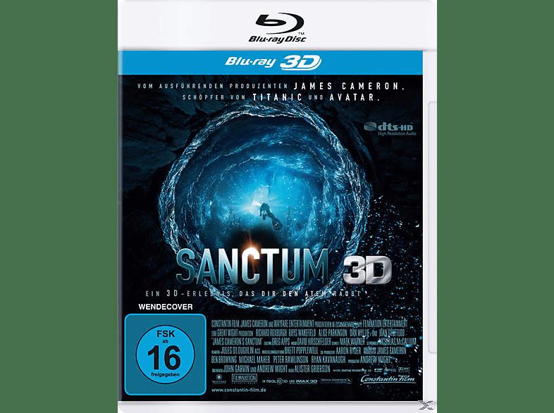 Sanctum 3D [3D Blu-ray]