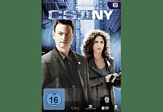 CSI: NY - Die komplette Staffel 6 [DVD]