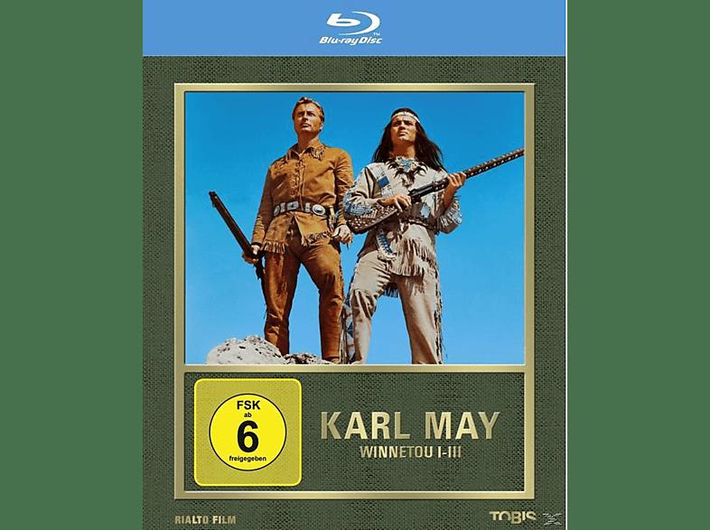 Karl May - Box 3 [Blu-ray]