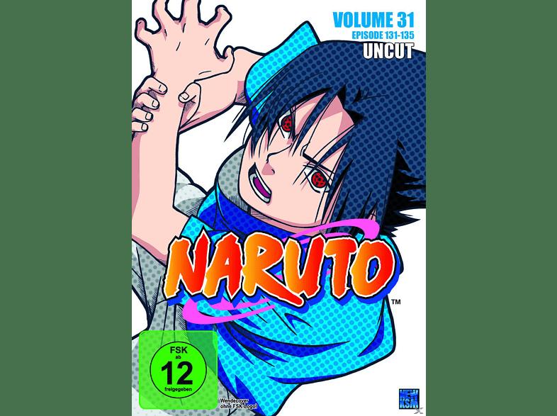 Naruto Vol. 31 (Folge 131-135) [DVD]