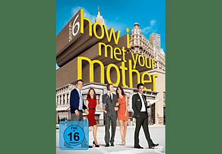 How I Met Your Mother - 6. Staffel [DVD]
