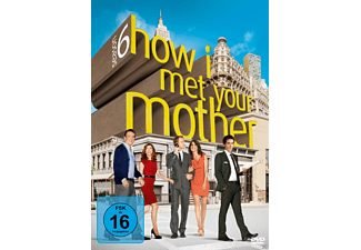 How I Met Your Mother - 6. Staffel [DVD]