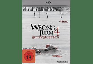 Wrong Turn 4 Blu-ray