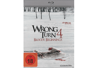 Wrong Turn 4 - Bloody Beginnings [Blu-ray]