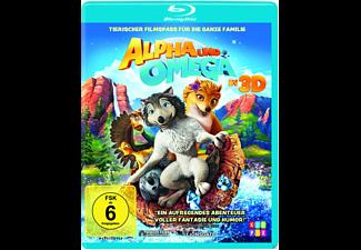 Omega 3D Blu-ray
