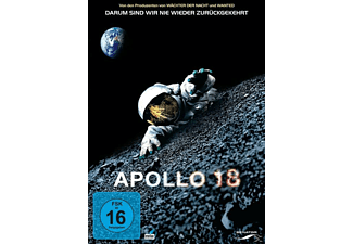 Apollo 18 - (DVD)