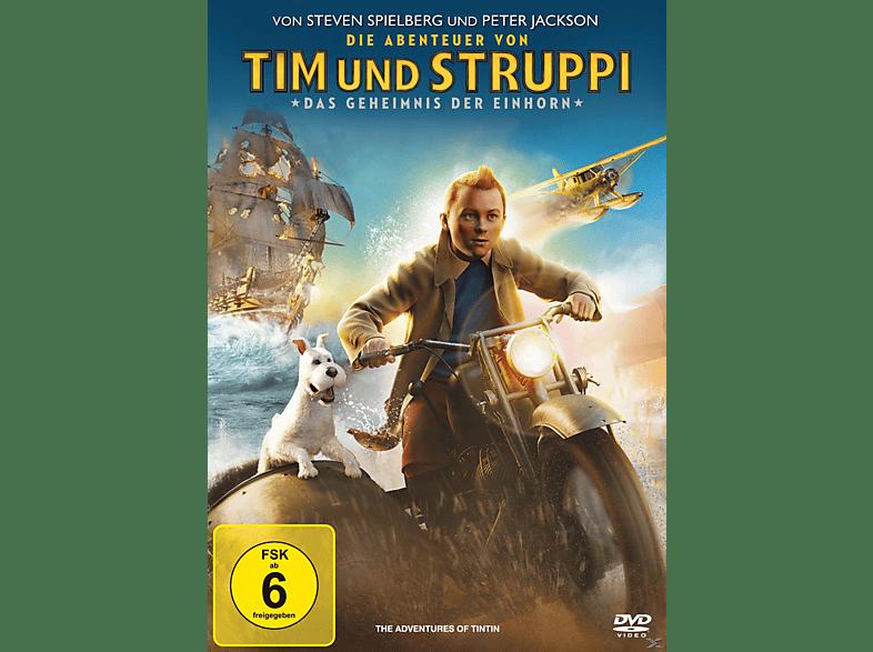 Die Abenteuer von Tim und Struppi - Das Geheimnis der Einhorn [DVD]