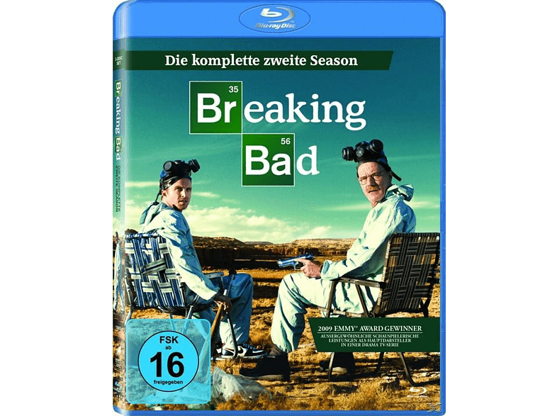 Breaking Bad - Staffel 2 [Blu-ray]