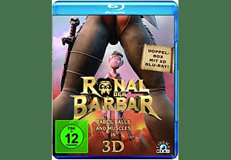 Ronal der Barbar 3D 3D Blu-ray