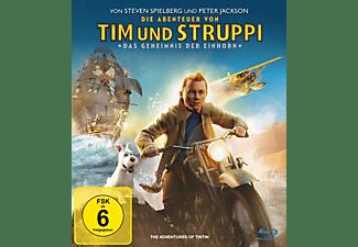 Die Abenteuer von Tim und Struppi - Das Geheimnis der Einhorn Blu-ray