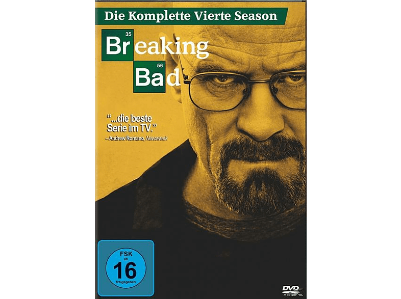 Breaking Bad - Staffel 4 [DVD]