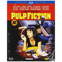 Pulp Fiction (Special Edition) [Blu-ray]