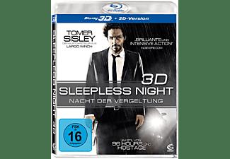 Sleepless Night - Nacht der Vergeltung 3D Blu-ray (+2D)
