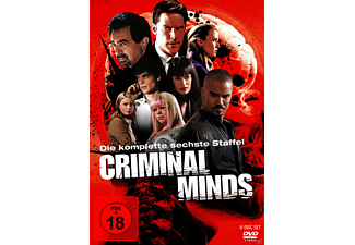 Criminal Minds - Staffel 6 DVD