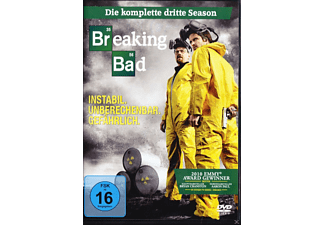 Breaking Bad - Staffel 3 DVD