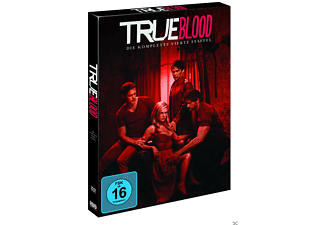 True Blood - Die komplette 4. Staffel DVD