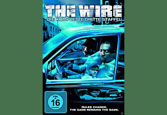 The Wire - Die komplette 3. Staffel DVD