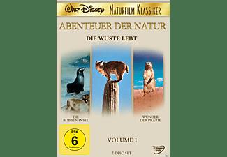 Walt Disney Naturfilm Klassiker Vol. 1 - Die Wüste lebt DVD