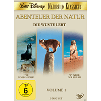 Walt Disney Naturfilm Klassiker Vol. 1 - Die Wüste lebt [DVD]