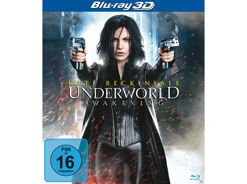 Underworld - Awakening (3D) [3D Blu-ray]