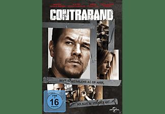 Contraband DVD