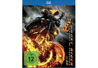 Ghost Rider: Spirit of Vengeance  - 3D-Edition 3D Blu-ray