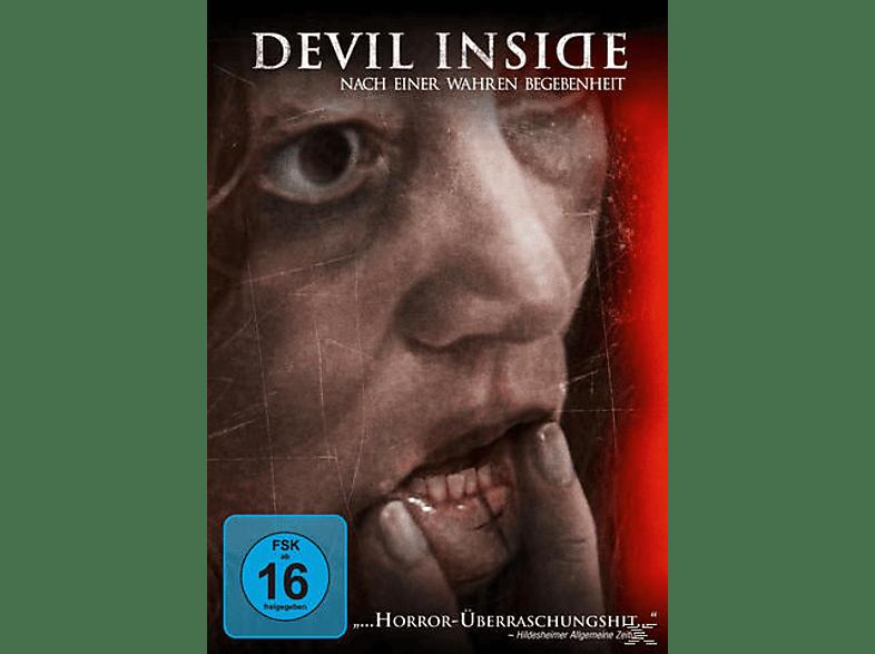 The Devil Inside [DVD]