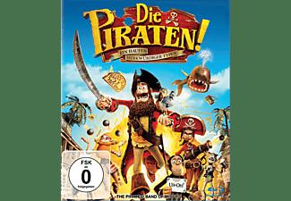Die Piraten - Ein Haufen merkwürdiger Typen Blu-ray