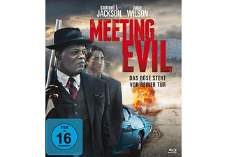 Meeting Evil [Blu-ray]