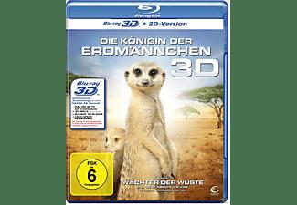 Die Königin der Erdmännchen 3D [Blu-ray 3D]