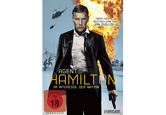 Agent Hamilton DVD