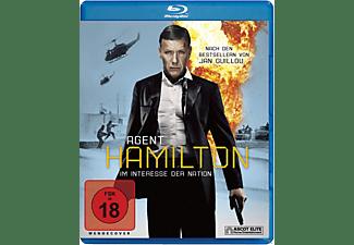 Agent Hamilton Blu-ray