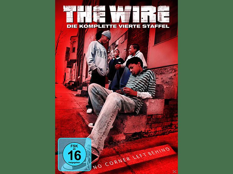 The Wire - Die komplette 4. Staffel [DVD]