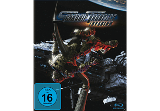 Starship Troopers: Invasion Blu-ray
