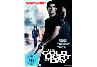 The Cold Light of Day - (DVD)
