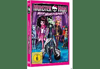 Monster High - Mega Monsterparty DVD