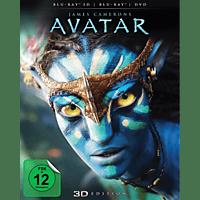Avatar - Aufbruch nach Pandora (3D) [3D Blu-ray + Blu-ray + DVD]