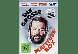 Butt Spencer - Die Plattfuss-Box [DVD]