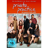 Private Practice - Staffel 5 [DVD]
