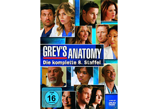 Grey's Anatomy - Staffel 8 [DVD]