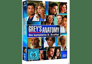 Grey's Anatomy - Staffel 8 DVD