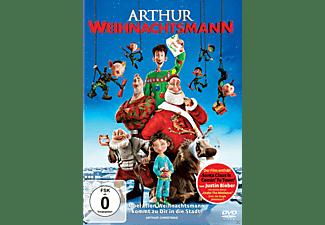 Arthur Weihnachtsmann DVD