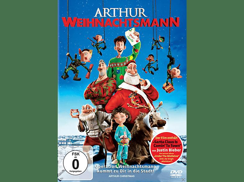 Arthur Weihnachtsmann Stream
